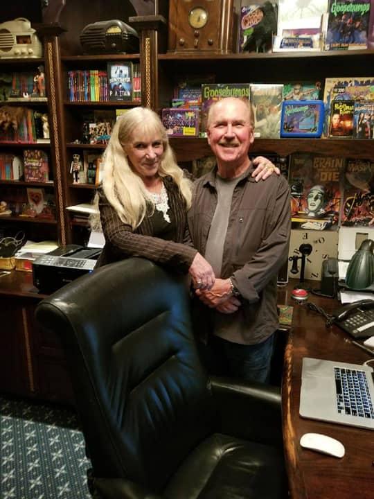Heather Graham and David Morrell