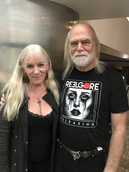 Heather Graham and her husband Dennis