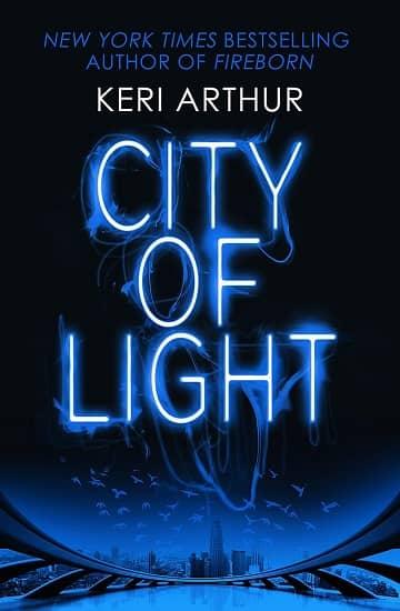 Keri Arthur City of Light UK-small