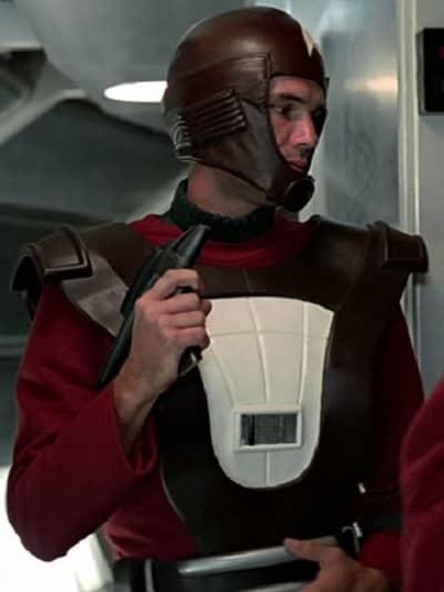 Star Trek Security Guard