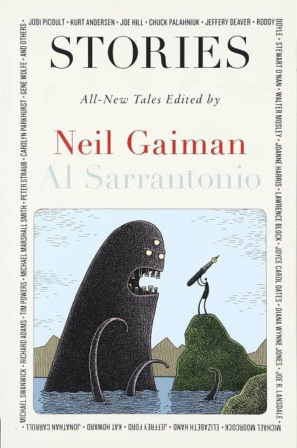 Stories All New Tales Neil Gaiman-small