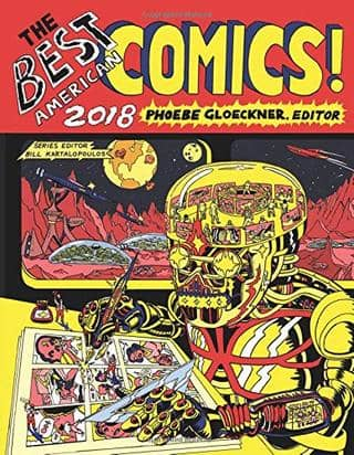 The Best American Comics 2018-small