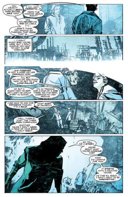 The Death-Defying Doctor Mirage interior-small