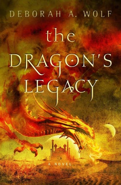 The Dragon's Legacy-small
