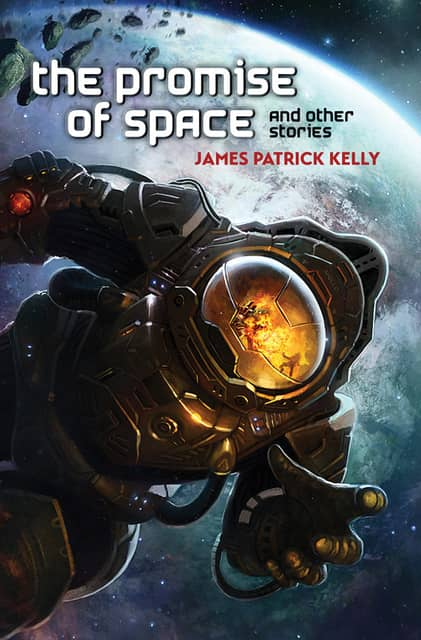 The Promise of Space and Other Stories-small