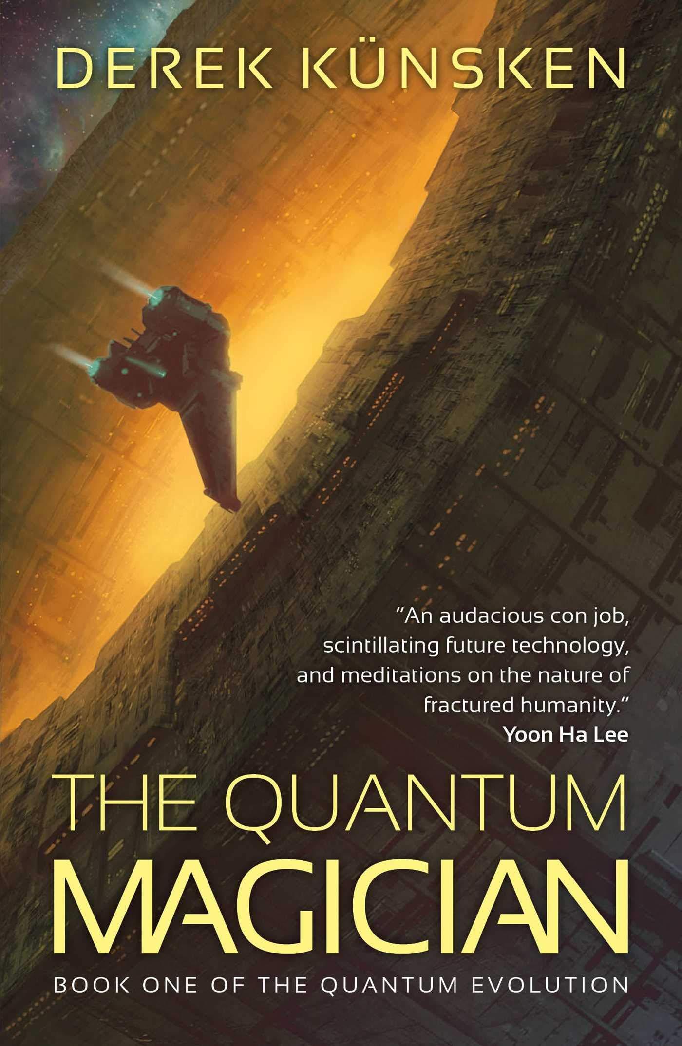 In 500 Words or Less: The Quantum Magician by Derek Künsken
