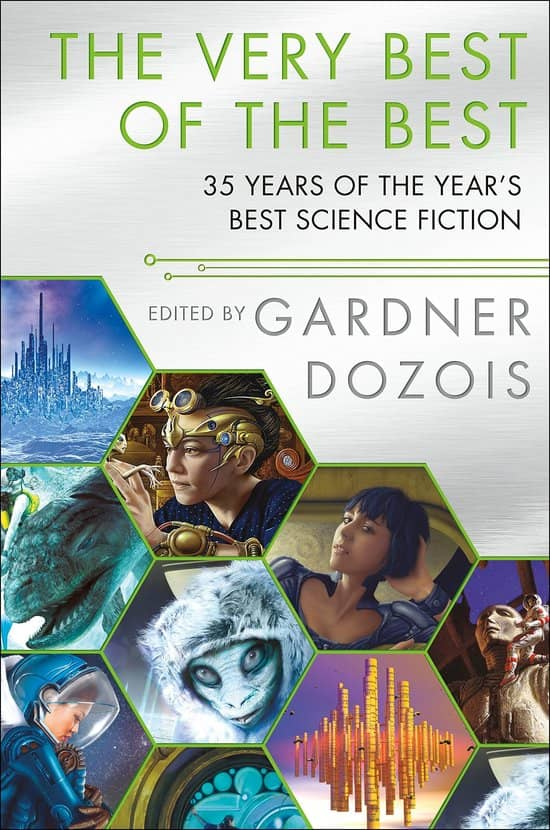 The Very Best of the Best- 35 Years of The Year's Best Science Fiction-small