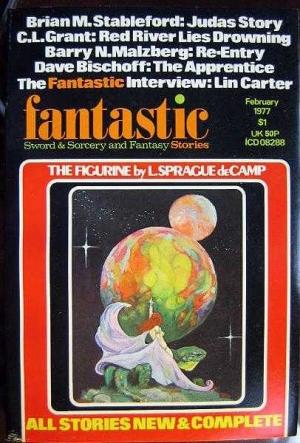 Cover by John Bierley