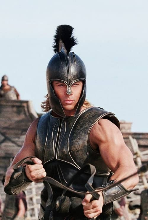 (3) This is not Achilles. This is Brad Pitt-small