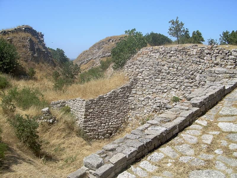 (6) The Walls of Troy Today-small