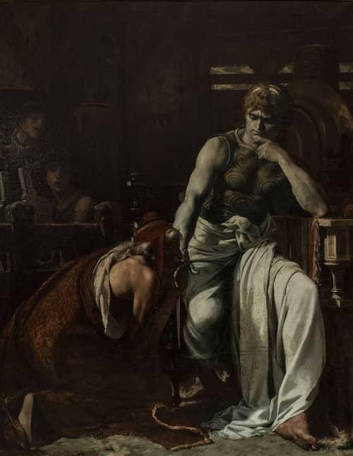 (7) Priam and Achilles-small