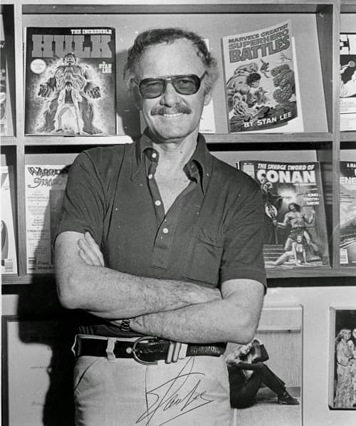 (8) Stan Lee in his prime-small