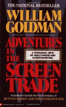 Black Gate 187 Articles 187 William Goldman He S Only Mostly