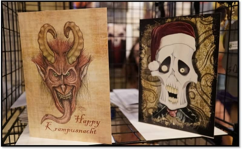 Holiday Cards from The Grue Gallery-small