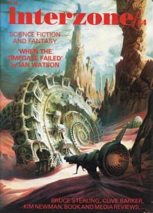 Cover by Pete Lyon