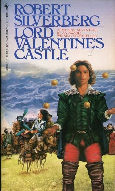 Lord Valentine's Castle Robert Silverberg-small