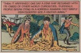 Space Conquerors Boy's Life Nov. 1965 panel