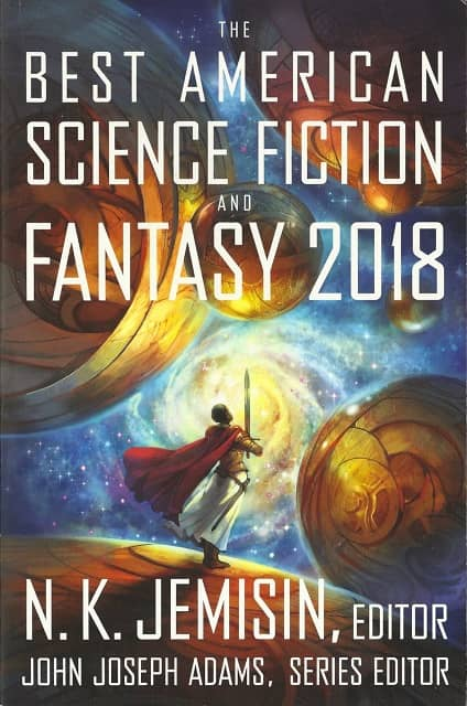 The Best American Science Fiction and Fantasy 2018-small
