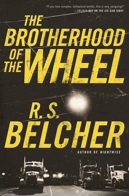 The Brotherhood of the Wheel-medium
