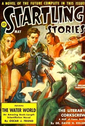 Cover by Rudolph Belarski