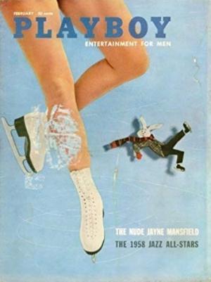 Playboy, February 1958