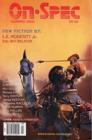 Cover by Adrian Kleinbergen