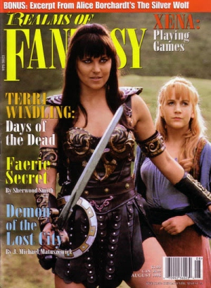 Realms of Fantasy, 8/98