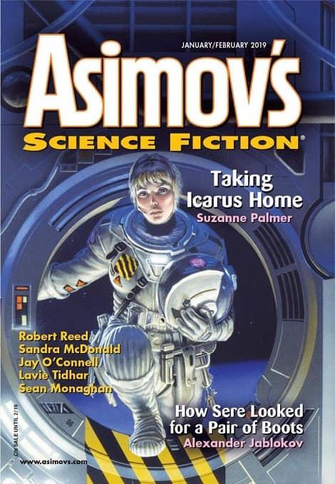 Asimov's Science Fiction January February 2019-small