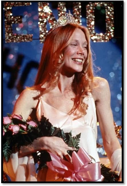 Carrie at the Prom