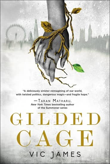Gilded Cage Vic James-small