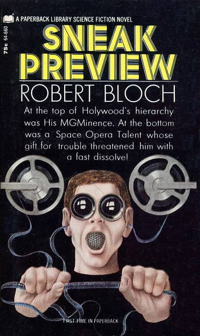 Sneak Preview Robert Bloch-small