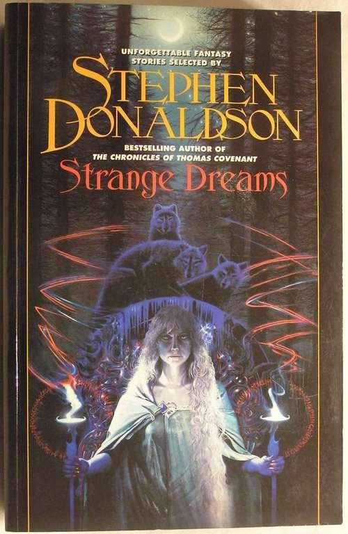 Strange Dreams Stephen R Donaldson reprint-small