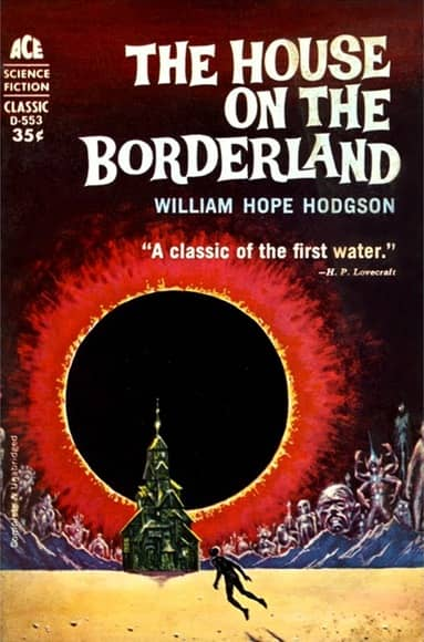 The House on the Borderland-small