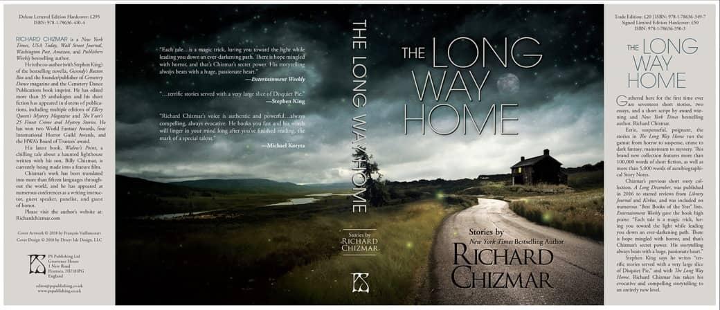 The Long Way Home Richard Chizmar.small