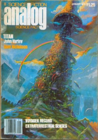 Cover by Paul Lehr