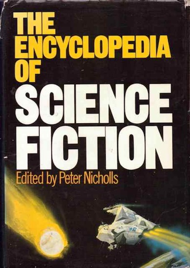Cover by Chris Foss