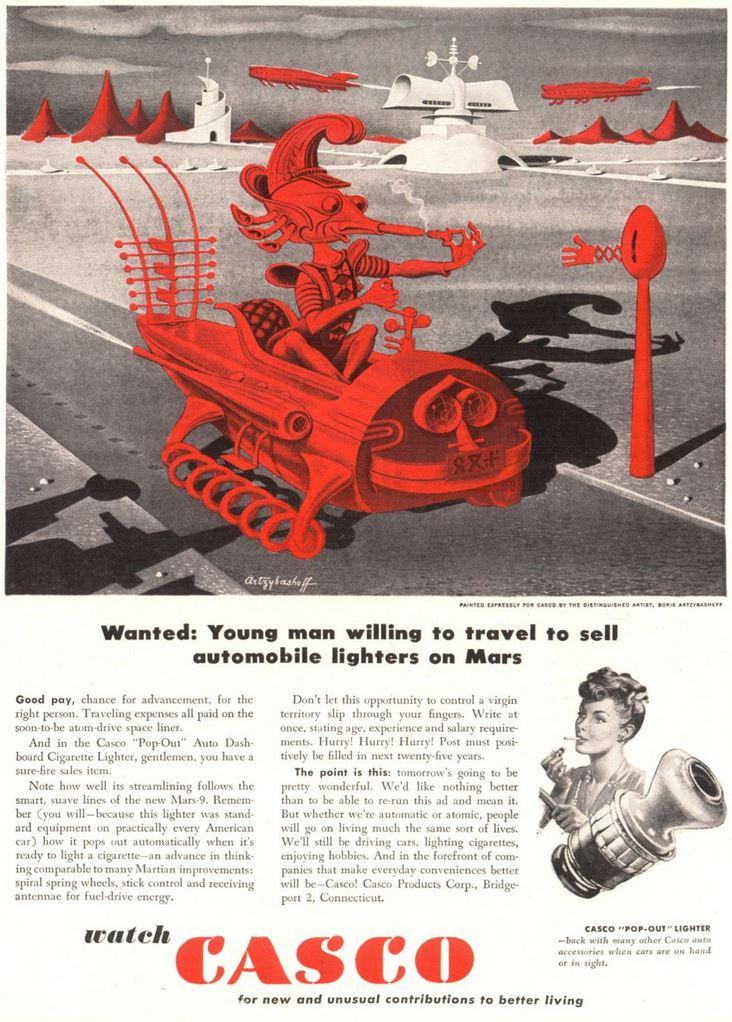 1945-12-31 Time 5 Casco Artzybasheff Mars