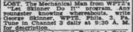 1953-07-14 Philadelphia Inquirer 31 George Skinner