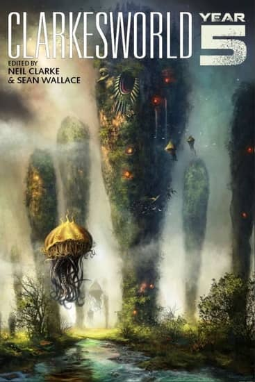 Clarkesworld Year Five-small