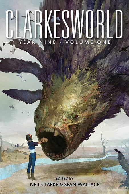 Clarkesworld Year Nine Volume One-small