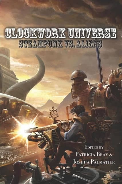 Clockwork Universe Steampunk vs Aliens-small