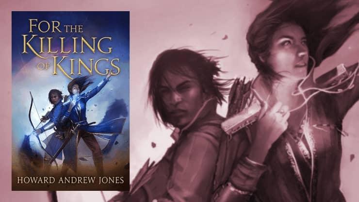 For the Killing of Kings Andrew Jones