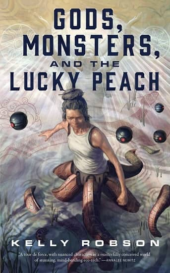 Gods, Monsters and the Lucky Peach-medium