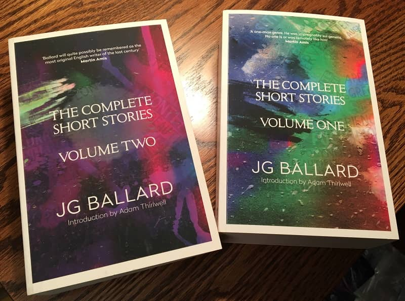 JG Ballard The Complete Short Stories Volume One and Two-small