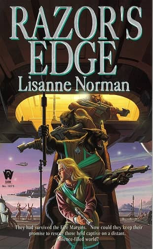 Lisanne Norman Razor's Edge-small