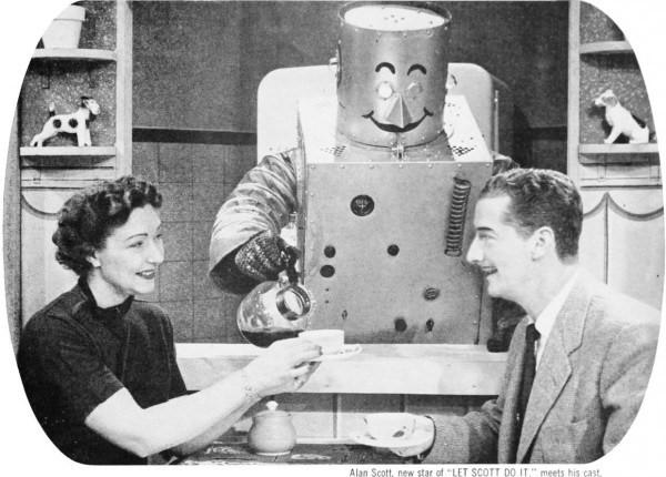 Mr. Rivets promo card c1954