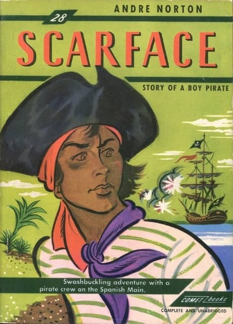 Scarface Andre Norton-small