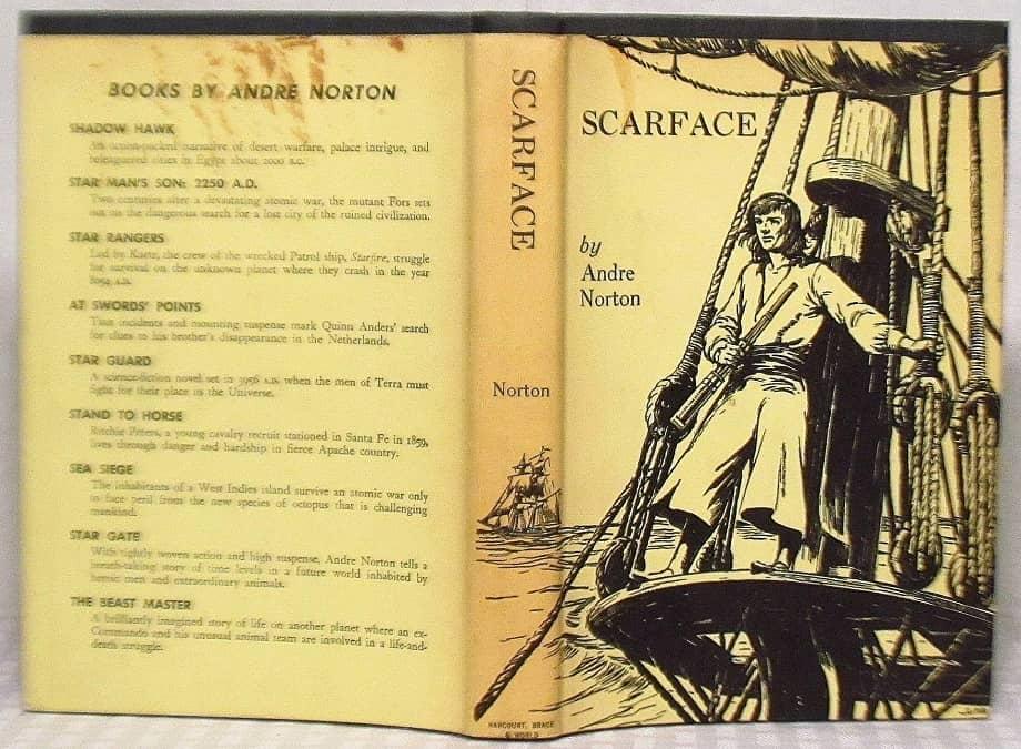 Scarface Harcourt Brace-small