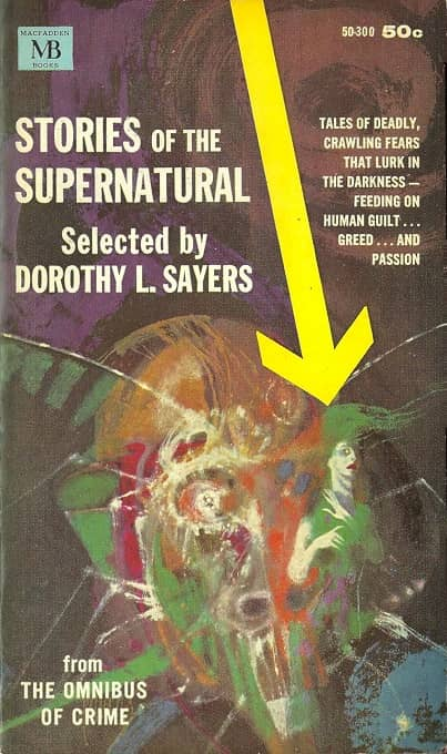 Stories of the Supernatural Dorothy Sayers-small