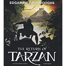 Tarzan novel 1